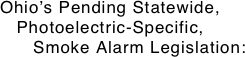 Ohio's Pending Statewide,