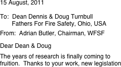 15 August, 2011
