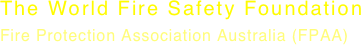 The World Fire Safety Foundation 