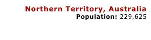 Northern Territory, Australia
